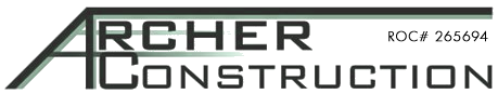 Archer Construction logo