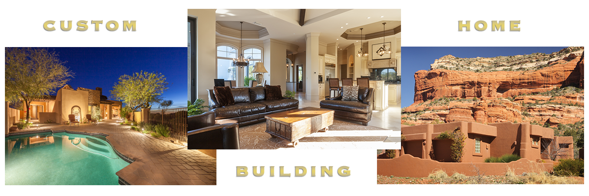 sedona custom home builders showcase